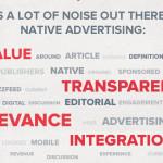 La definizione della Native Advertising