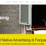 native advertising fanpage ciaopeople